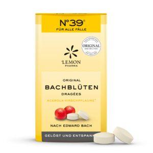 Confetti 39 Per tutti i casi Fiori di Bach originali Lemon Pharma Mirabolano