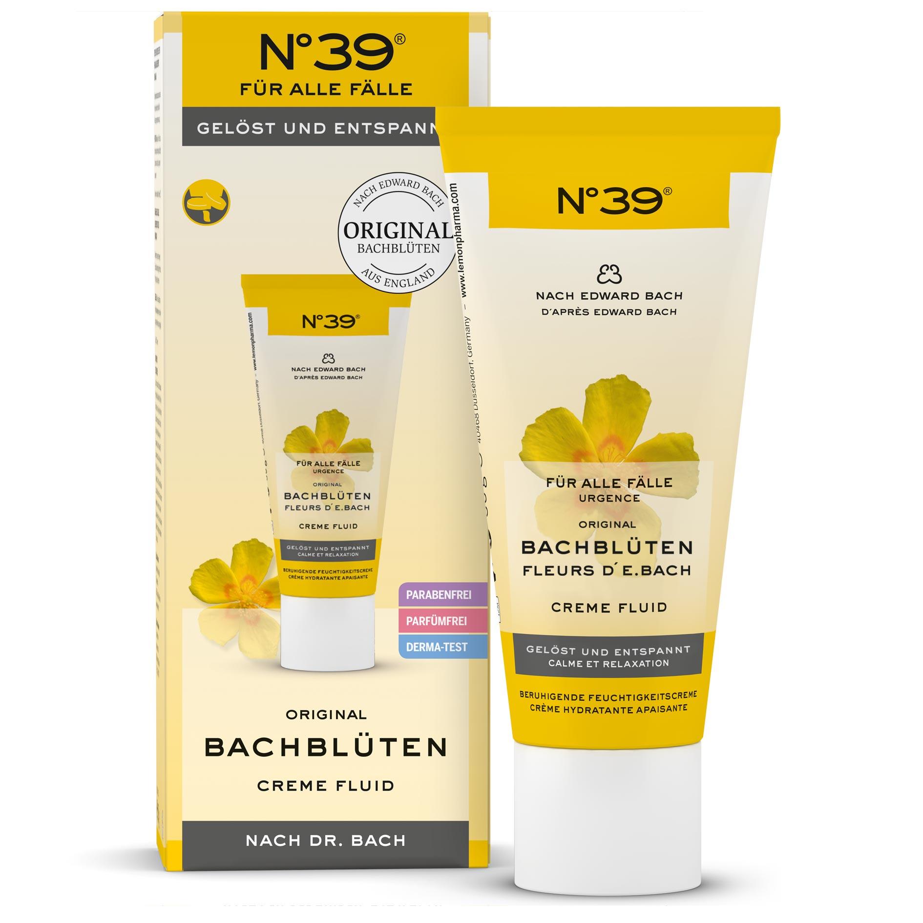 Crema fluida 39 Per tutti i casi Lemon Pharma