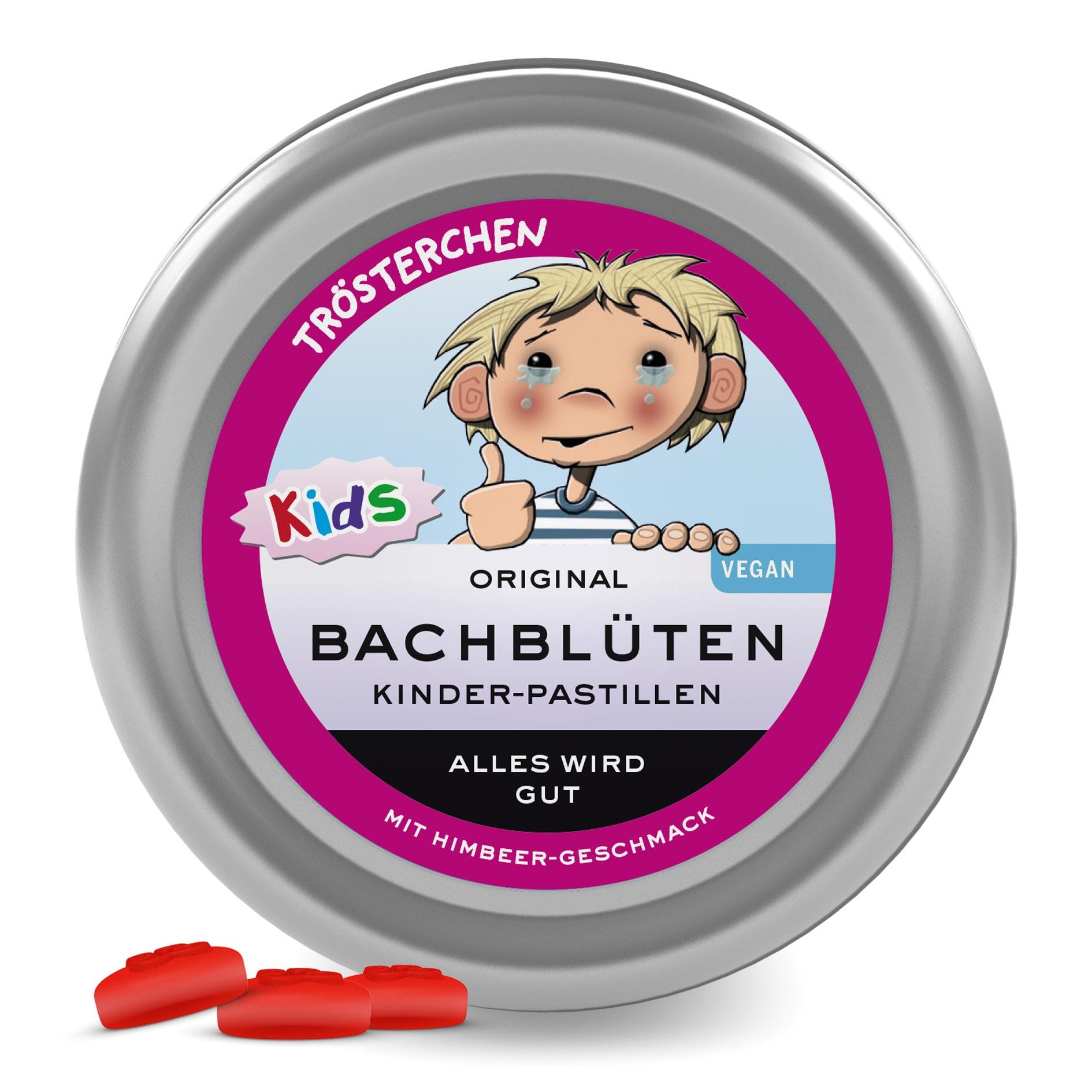 Fiori di Bach originali Lemon Pharma Pastiglie Serenità Andrà tutto bene per bambini
